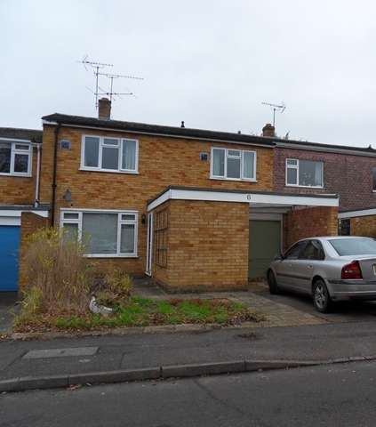 4 Bedrooms Terraced House for sale in Glebewood, Easthampstead, Bracknell