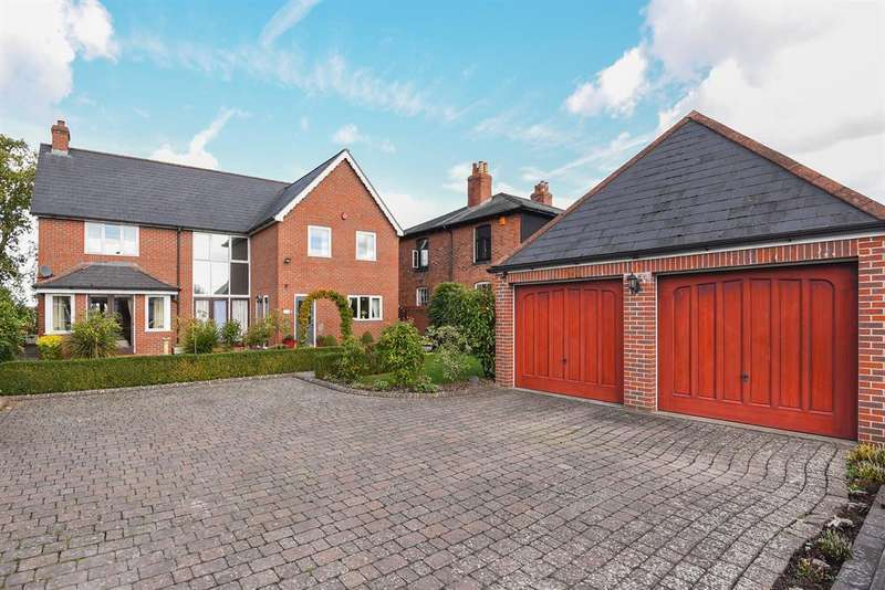4 Bedrooms Detached House for sale in 258, Kings Acre Road, Hereford, HR4 0SD