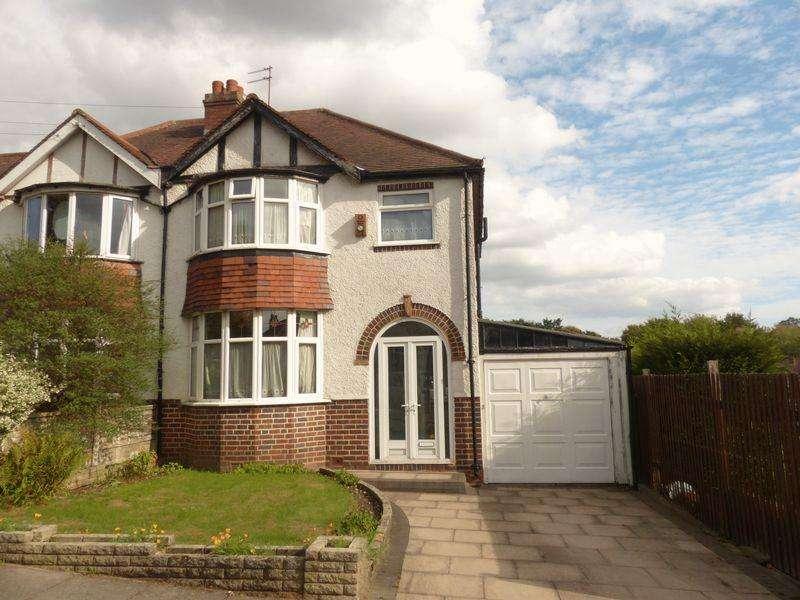 3 Bedrooms Semi Detached House for sale in Boswell Road, Kingstanding, Birmingham