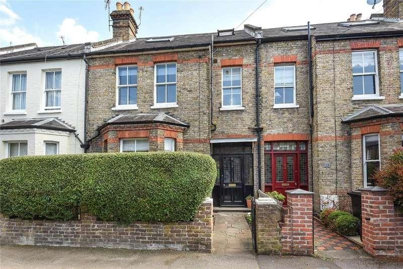 4 Bedrooms Property for sale in Frances Road, Windsor, Berkshire, SL4