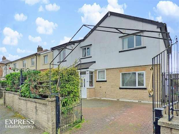 4 Bedrooms Detached House for sale in Swaledale Avenue, Burnley, Lancashire