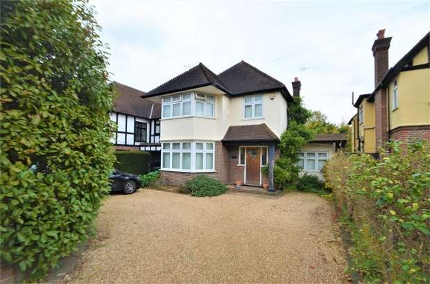 5 Bedrooms Detached House for sale in Tantallon, The Ridgeway, Mill Hill