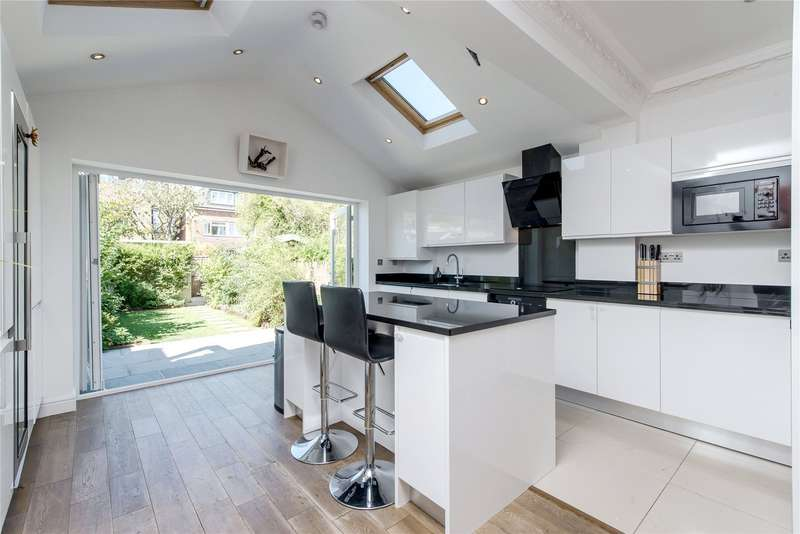 3 Bedrooms Terraced House for sale in Florence Road, Wimbledon, London, SW19