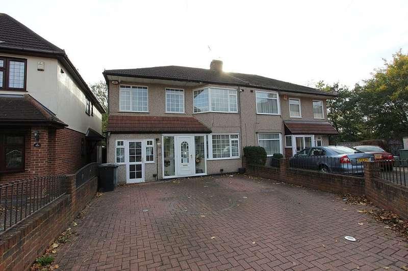 5 Bedrooms Semi Detached House for sale in Gordon Avenue RM12 4EA, Hornchurch, Essex, RM12 4EA