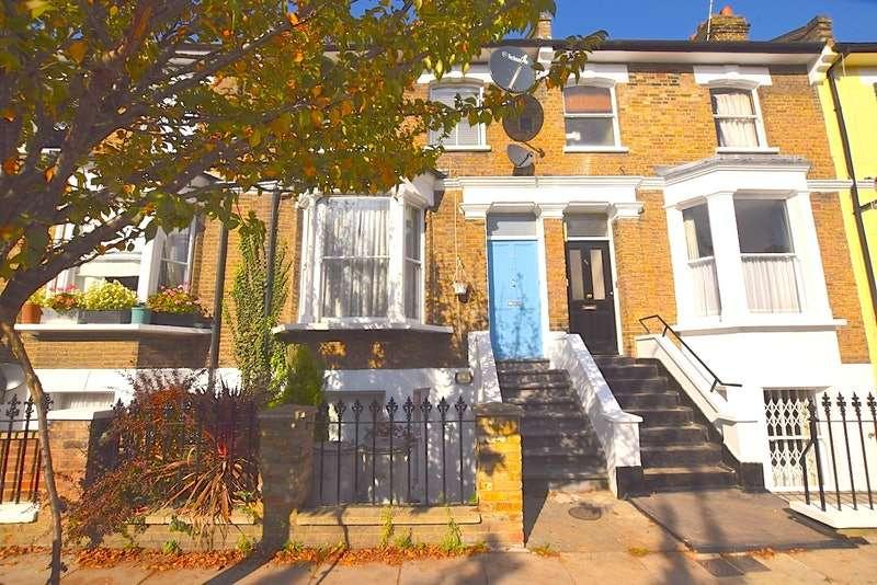 3 Bedrooms Maisonette Flat for sale in Minford Gardens, London, London, W14