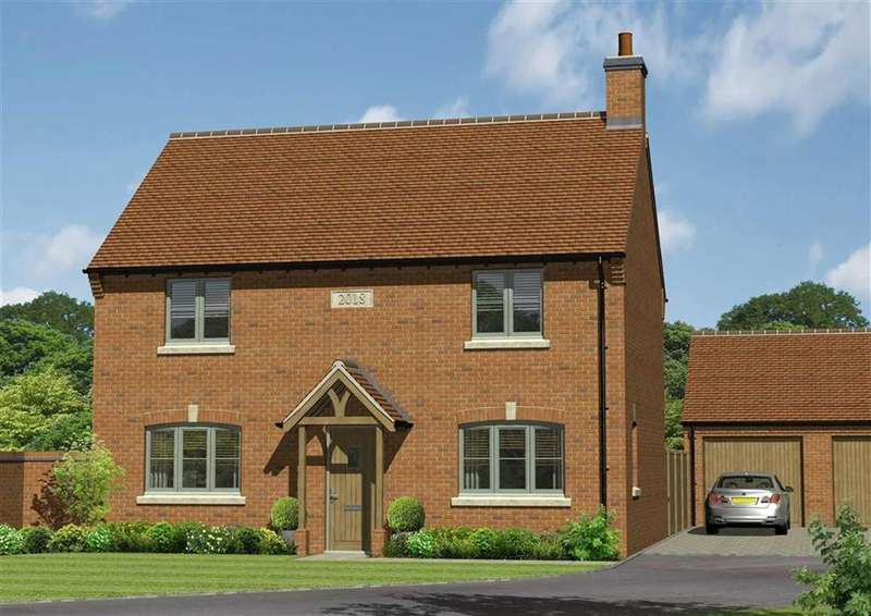 4 Bedrooms Detached House for sale in Main Street, Plot 26, Lubenham, Leicestershire