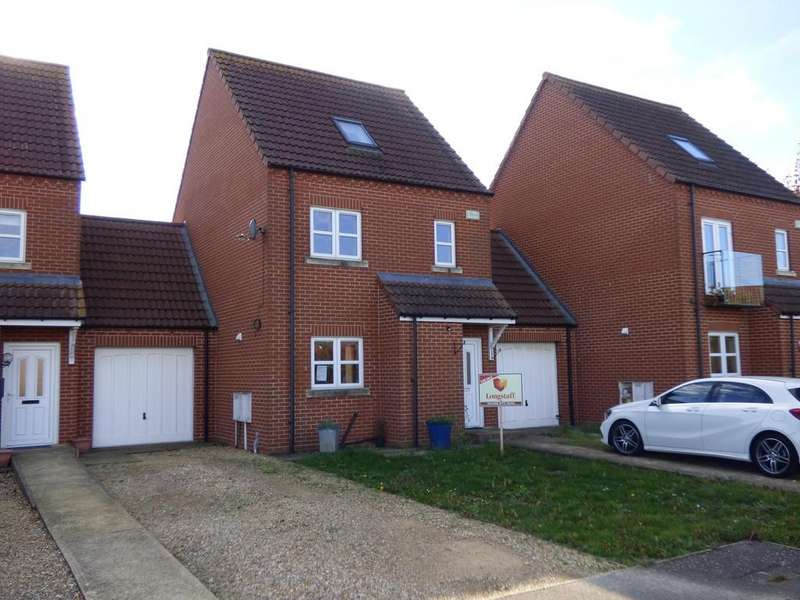 4 Bedrooms Town House for sale in Pullman Court, Spalding