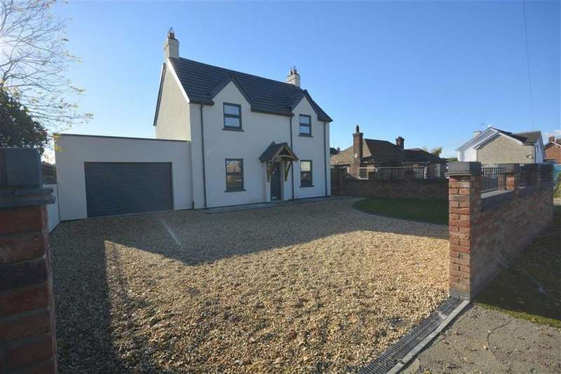 4 Bedrooms Detached House for sale in Elmgrove Road East Hardwicke