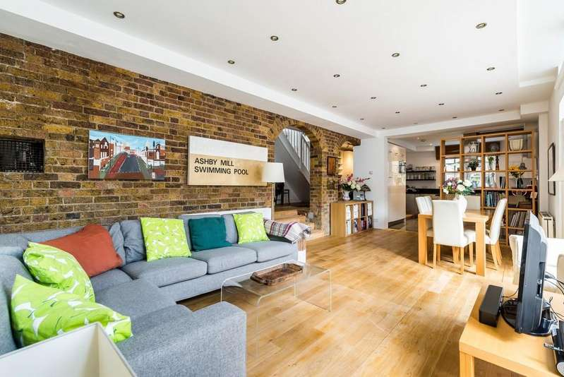 3 Bedrooms Detached House for sale in The Boiler House