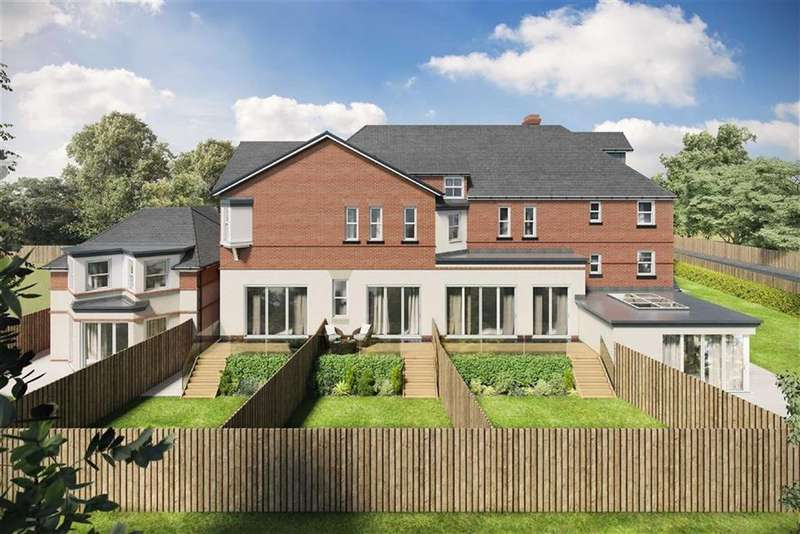 4 Bedrooms Terraced House for sale in Wardle Road, Sale, Cheshire