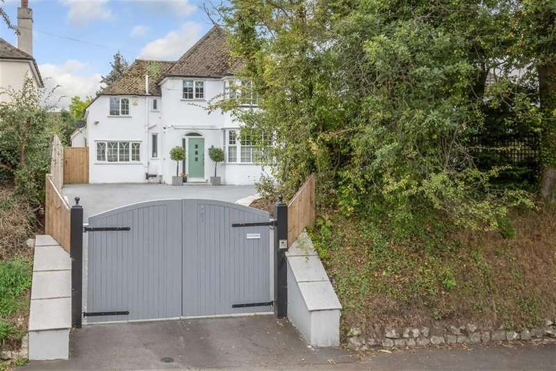 4 Bedrooms Detached House for sale in Canterbury Road, Kennington, Ashford