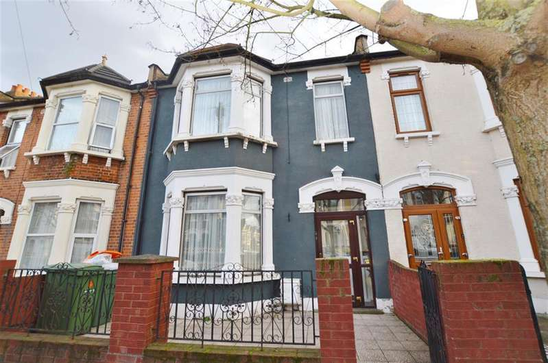 4 Bedrooms Terraced House for sale in Central Park Road, East Ham, London, E6 3AD