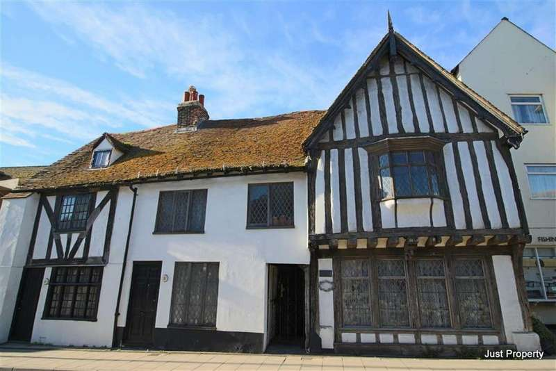 4 Bedrooms Terraced House for sale in The Bourne, Hastings