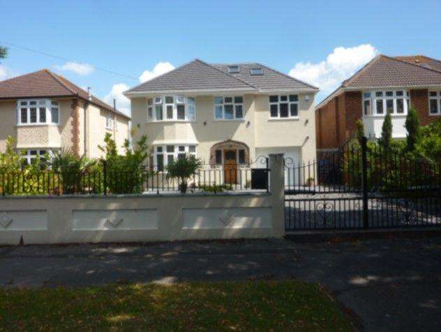 5 Bedrooms Detached House for sale in Holdenhurst Avenue, Bournemouth, BH7