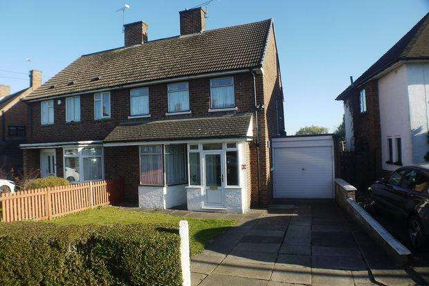 3 Bedrooms Semi Detached House for sale in Trinity Road, Enderby, Leicester, LE19
