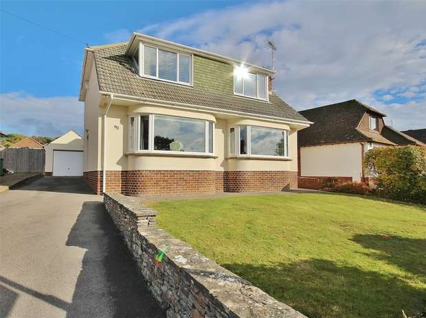 4 Bedrooms Detached House for sale in Lake Drive, Hamworthy, POOLE, Dorset