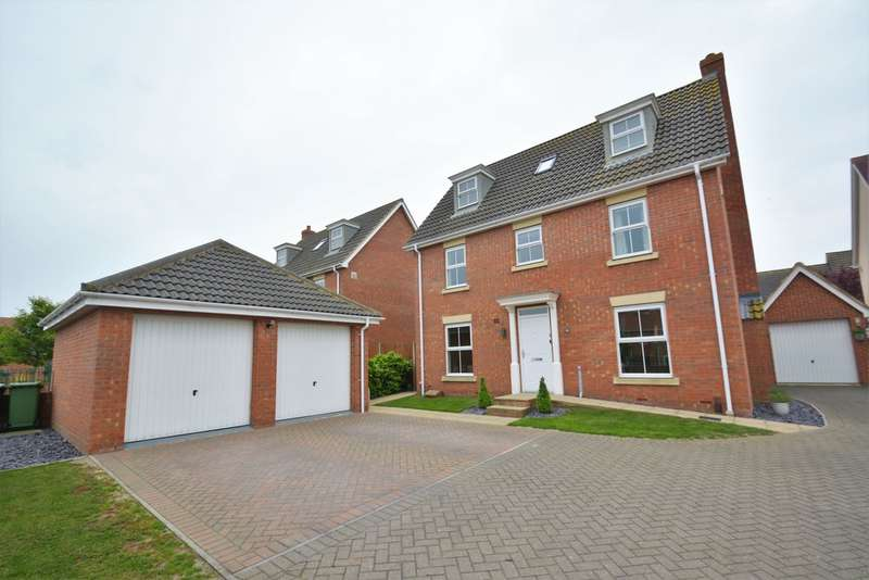 5 Bedrooms Detached House for sale in Mendham Lane, Harleston