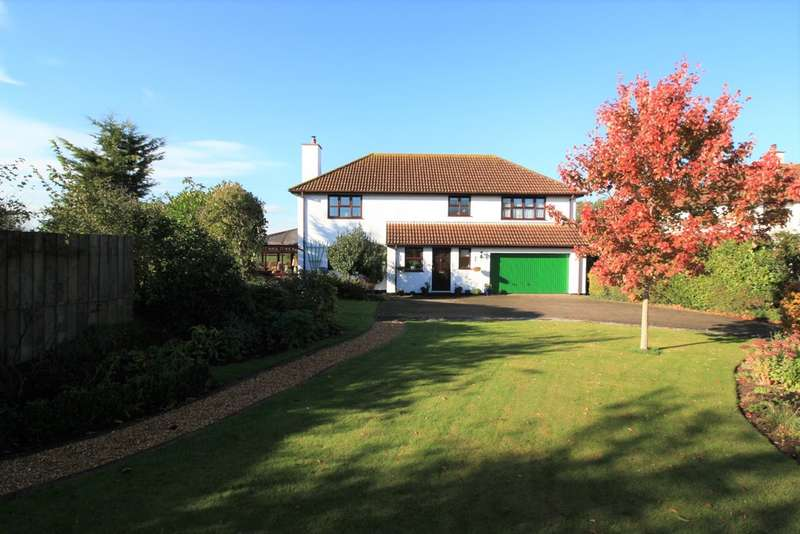 4 Bedrooms Detached House for sale in Aylesbeare