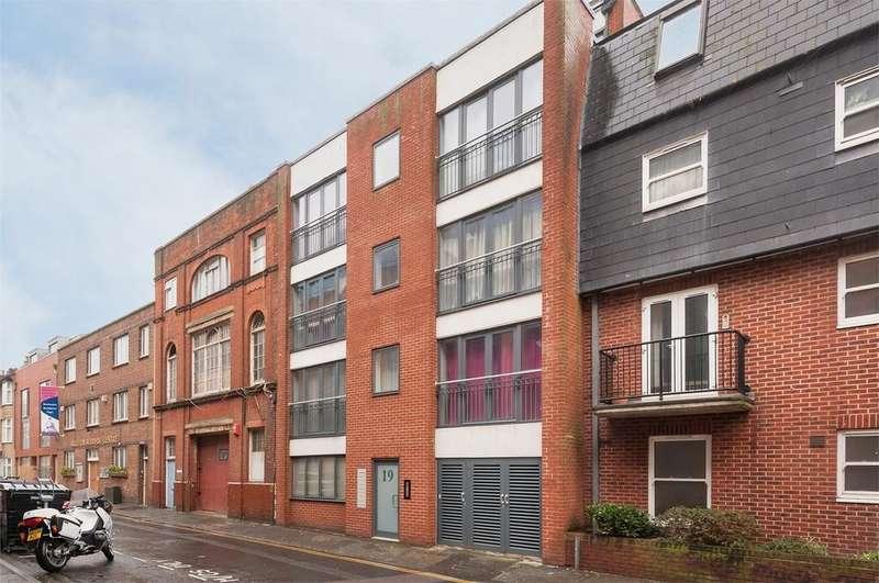 2 Bedrooms Flat for sale in Tichborne Street, Brighton, BN1 1UR