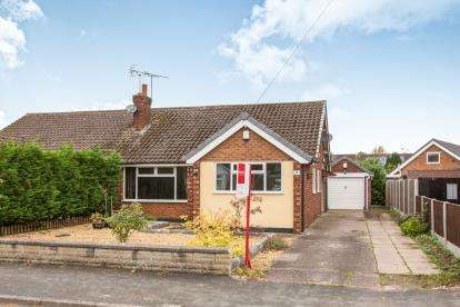 3 Bedrooms Bungalow for sale in Highfield Drive, Nantwich, Cheshire