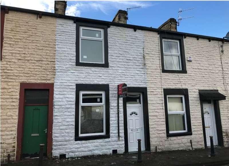 2 Bedrooms Terraced House for sale in 32 Rylands Street, Burnley, Lancashire
