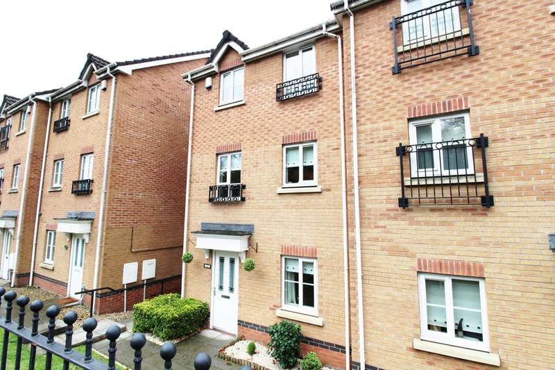 3 Bedrooms Town House for sale in Chepstow Road, Newport, NP19