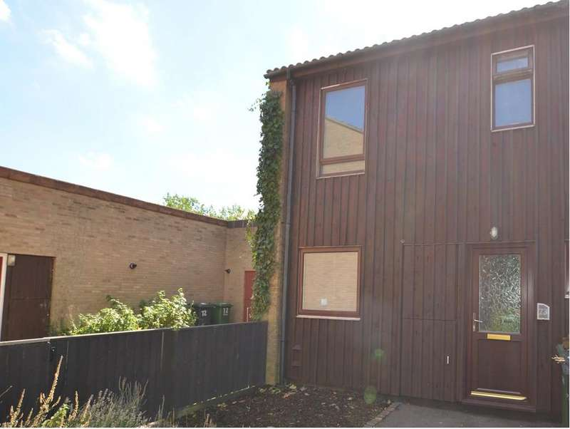3 Bedrooms End Of Terrace House for sale in Pennington, Orton Goldhay, Peterborough, PE2