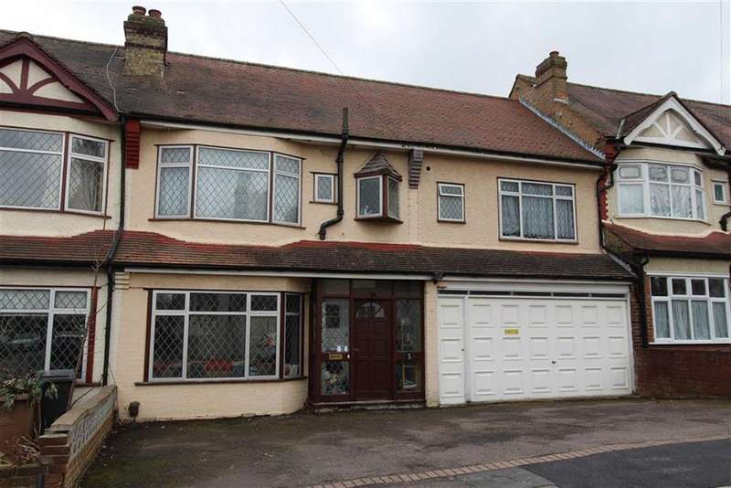 5 Bedrooms End Of Terrace House for sale in Whitehall Gardens, North Chingford, London