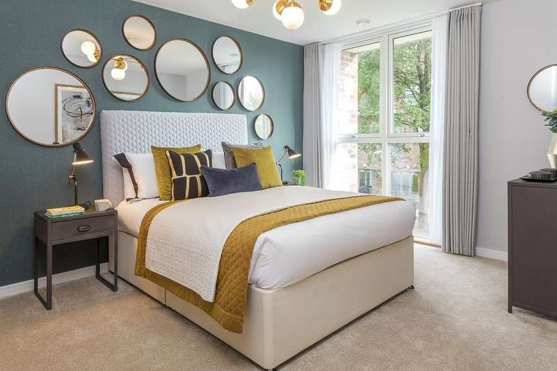 1 Bedroom Apartment Flat for sale in Acton Gardens, West Park Gate , W3