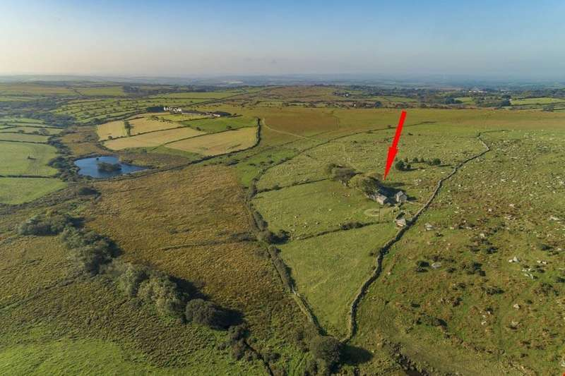 2 Bedrooms Detached House for sale in Bodmin Moor, Cornwall, PL30
