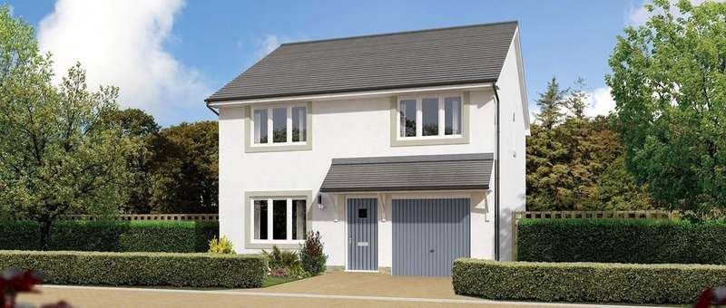 4 Bedrooms Detached House for sale in 1 Denewood, Calderwood, East Calder, Livingston