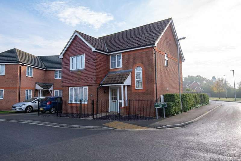 3 Bedrooms Detached House for sale in Greenwich Avenue, Holbeach, PE12