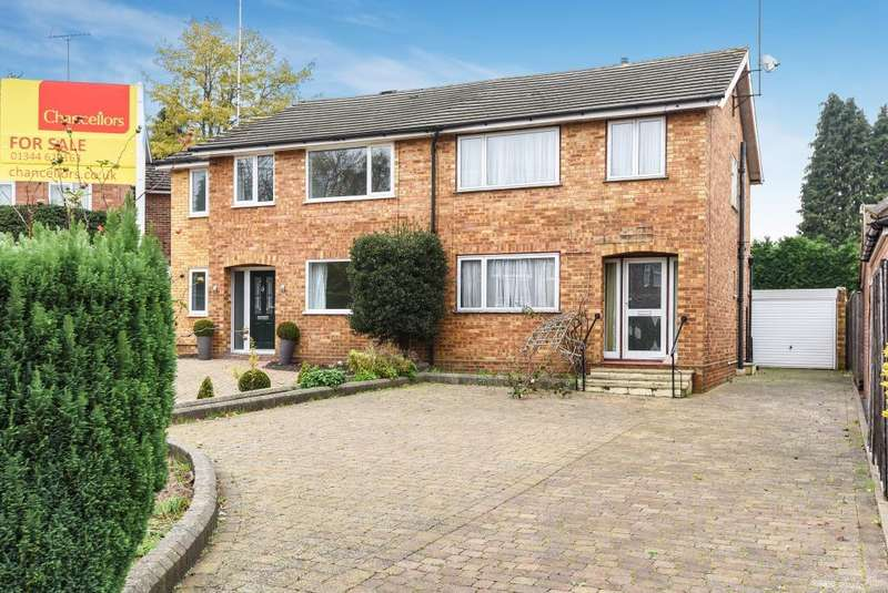 3 Bedrooms House for sale in Sunningdale, Berkshire, SL5