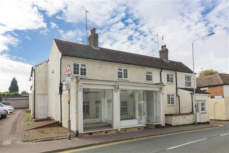 2 Bedrooms Semi Detached House for sale in Field Street, Shepshed, LE12
