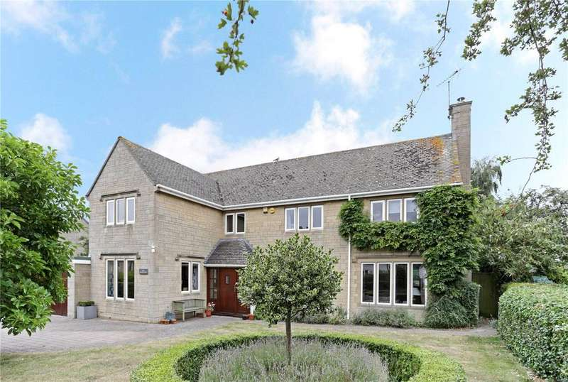 5 Bedrooms Detached House for sale in Main Street, Dumbleton, Evesham, Gloucestershire, WR11