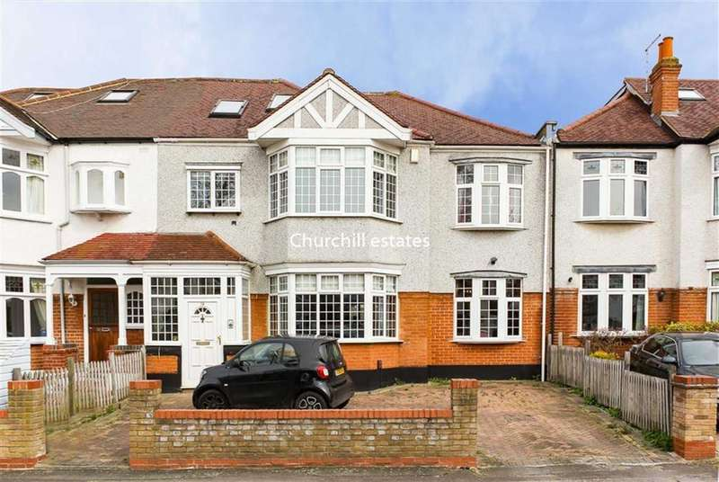 6 Bedrooms Semi Detached House for sale in Cheyne Avenue, South Woodford
