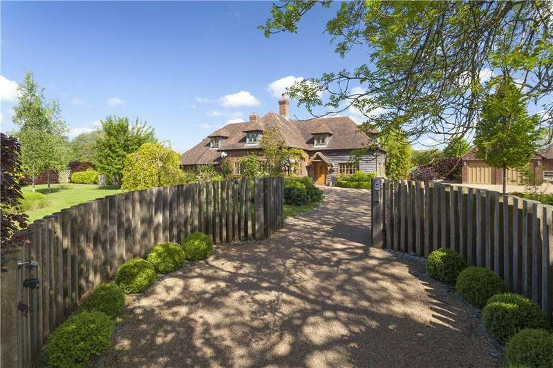 5 Bedrooms Equestrian Facility Character Property for sale in Monks Horton, Ashford