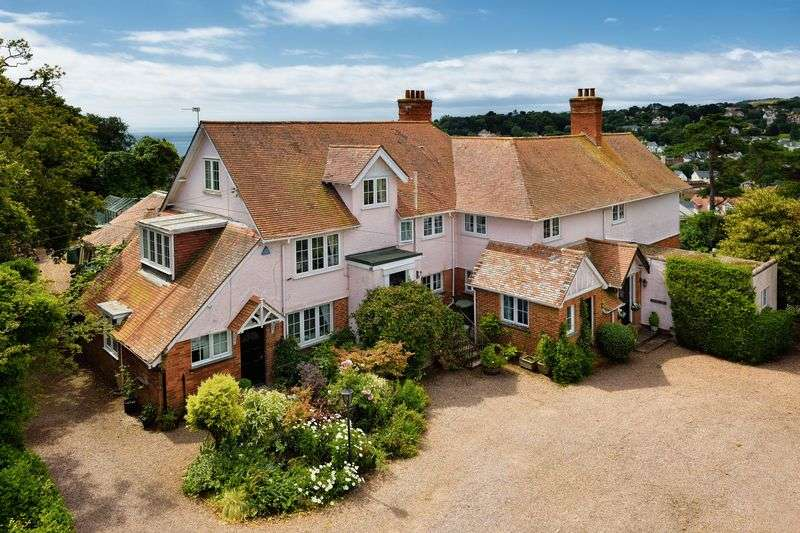 6 Bedrooms Property for sale in 3 Westfield Close, Budleigh Salterton