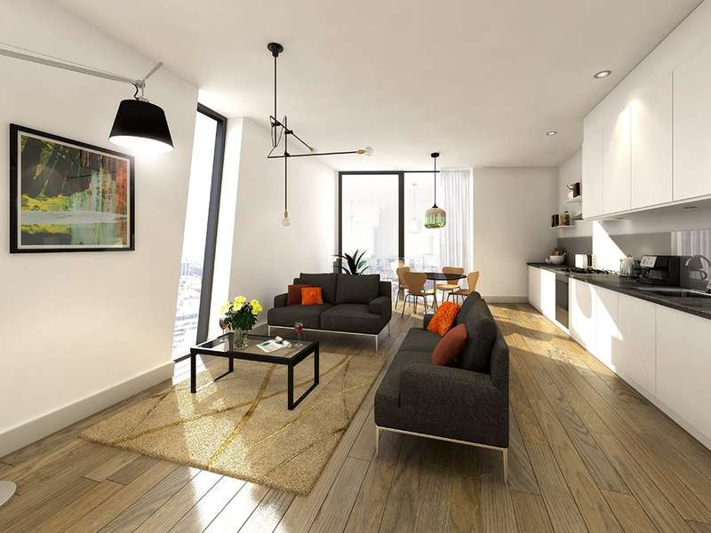 2 Bedrooms Apartment Flat for sale in Albion Street, Manchester, M1