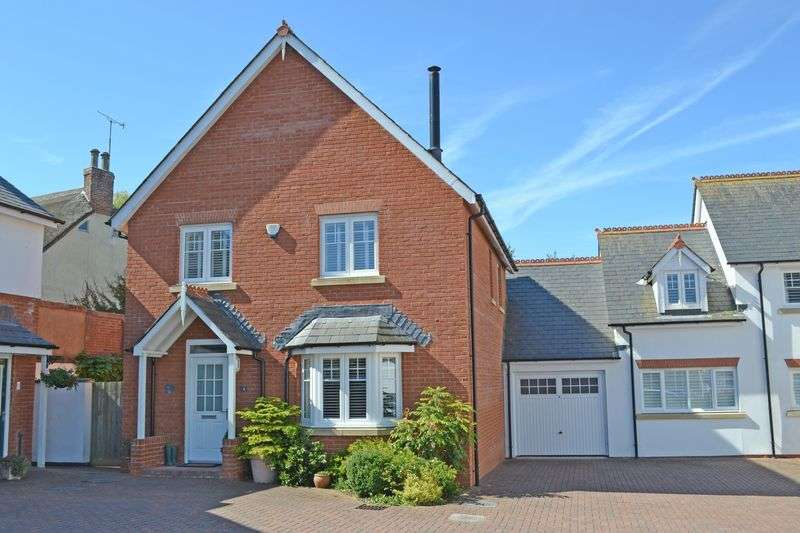 3 Bedrooms Property for sale in Carslake Close Fortescue, Sidmouth