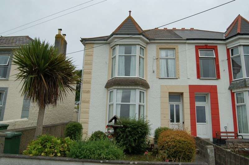 3 Bedrooms Property for sale in Clifton Terrace, Hayle