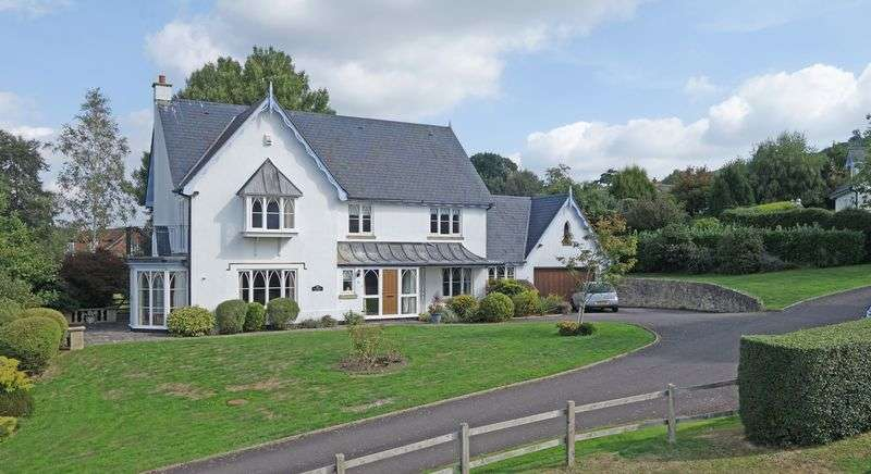 4 Bedrooms Property for sale in 6 Sidleigh Sid Road, Sidmouth