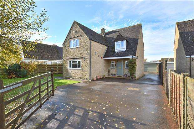 4 Bedrooms Detached House for sale in Willow Bank Road, Alderton GL20