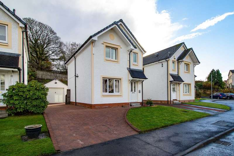 3 Bedrooms Detached House for sale in Torbracken, Howwood