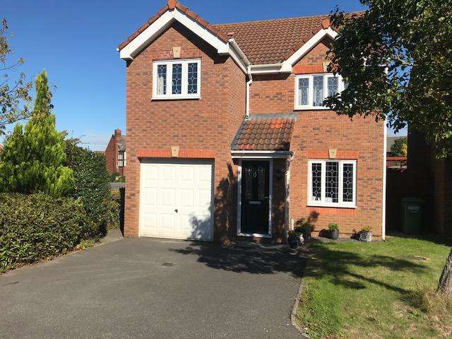 3 Bedrooms House for sale in Emet Lane, Emersons Green, Bristol, BS16 7BX