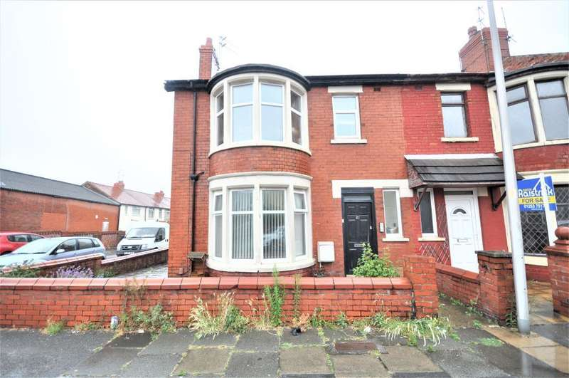 3 Bedrooms Semi Detached House for sale in Woodpark Road, Blackpool, Lancashire, FY1 6QS