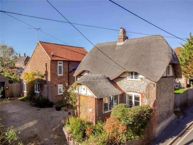4 Bedrooms Detached House for sale in Church Lane, Kings Worthy, Winchester, Hampshire, SO23