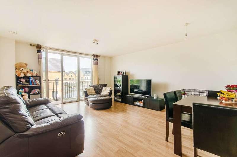 2 Bedrooms Flat for sale in Dock Meadow Reach, Ealing, W7