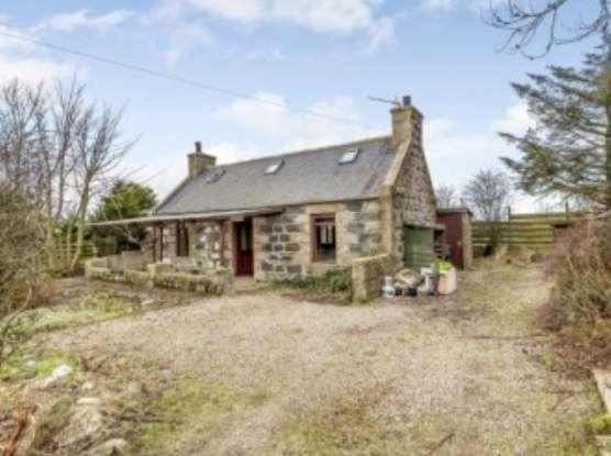 2 Bedrooms Detached House for sale in Auchnagatt, Ellon, Aberdeenshire, AB41 8TY