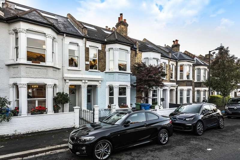 5 Bedrooms Terraced House for sale in Worlingham Road, East Dulwich